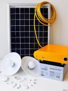 Vor fünf Jahren wäre es technisch noch nicht möglich gewesen, eine Solaranlage an den Mobil