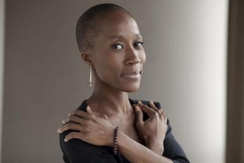 La chanteuse et musicienne malienne Rokia Traoré