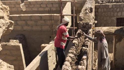 timbuktu1_Die Restaurierung der Altstadt von Timbuktu (c) A.Göbel