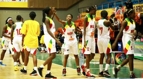 U-16 championnes du basket