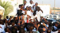 Zoom! Biram Dah Abeid: Mit Wut und Mut gegen Sklaverei in Mauretanien