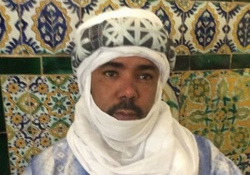 Le chef du Gatia, Fahad-Ag-Almahamoud