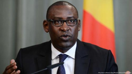Abdoulaye Diop, ministre malien des Affaires étrangères