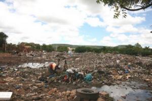 MW 11.15 décharge d'ordures à Magnambougou