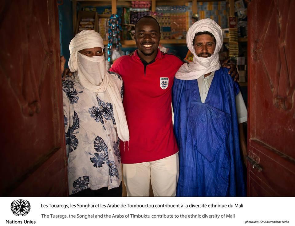 Les Touaregs, les Songhaï et les Arabes de Tombouctou contribuent à la diversité ethnique du Mali