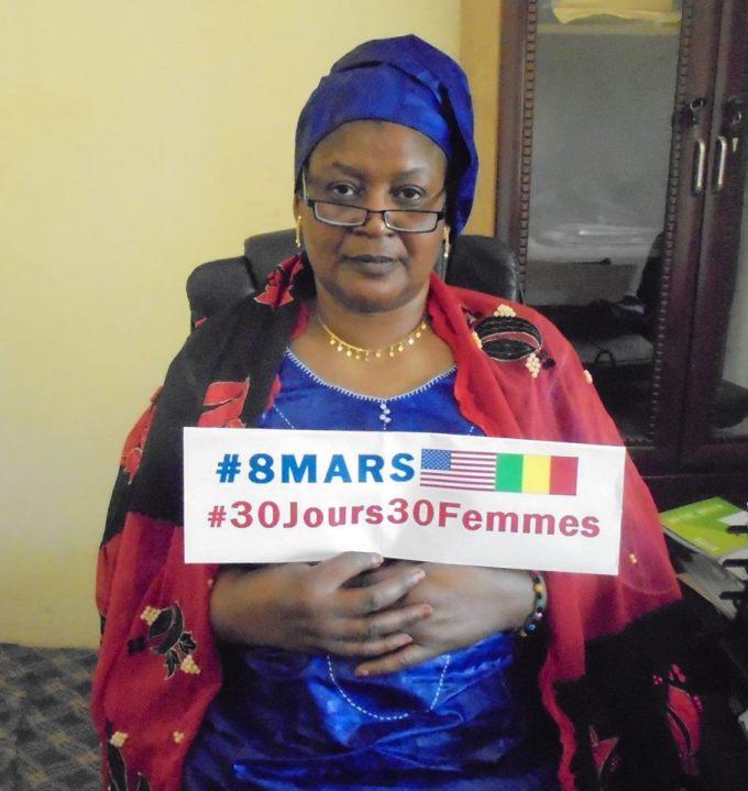 8mars_Mme Fatimata A. Touré