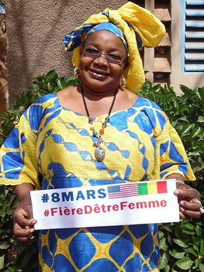 8mars_Mme Guindo Yaiguere Tembely