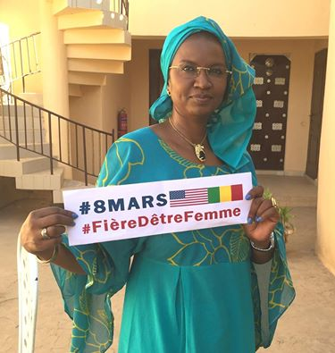 8mars_Mme Seck Oumou Sall