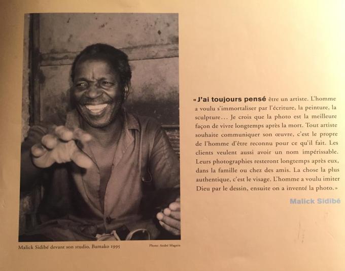 Malick Sidibé par André Magnin Edition Scalo, 1998
