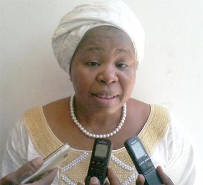 Foto (c) maliweb: La Directrice de l'ICD, Mme Traoré Fatoumata Samaké