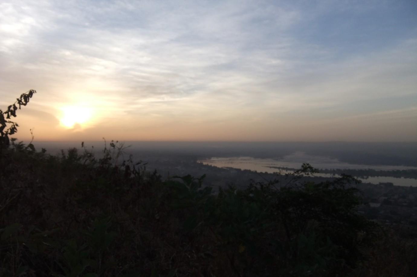 Le Niger à Moribabougou