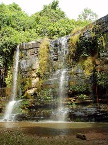 Foto (c) sociolingo.com: Les chutes de Koura dans les environs de Sikasso